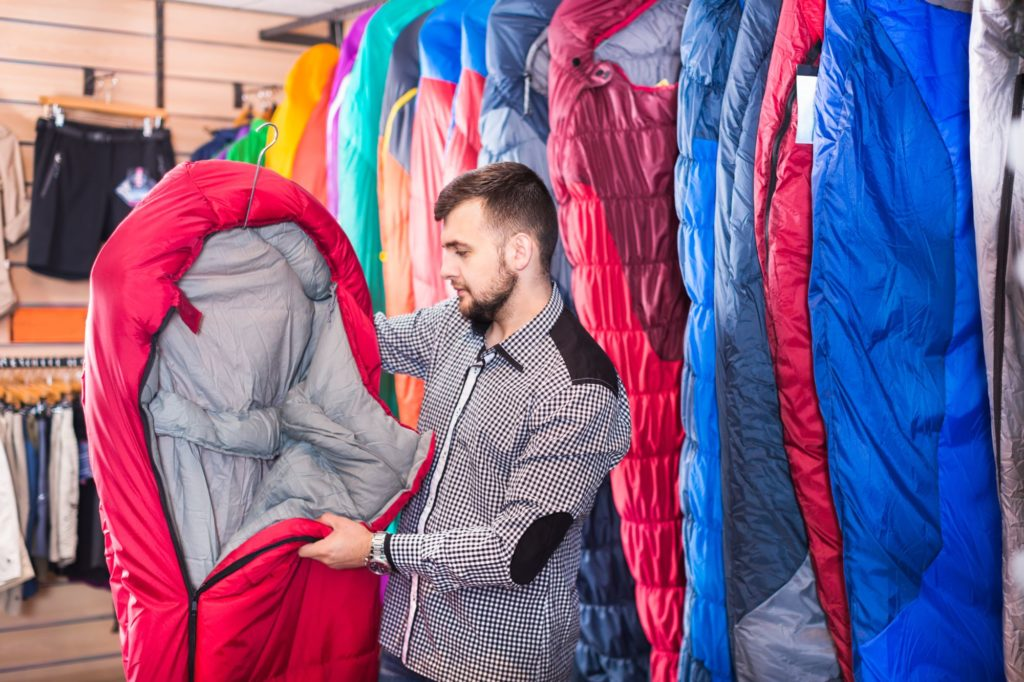 sleeping bag quilt buying guide